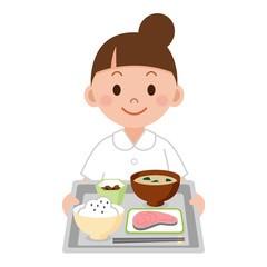 入院患者さまの食事・栄養相談